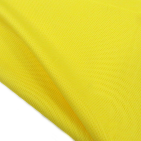 Yellow, Polyester Cool-Max - 60