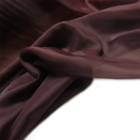 Burgundy, Polyester Voile (Mesh) - 118