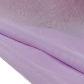 Lavender, Polyester Voile (Mesh) - 118