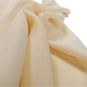 Natural, Polyester Voile (Mesh) - 118