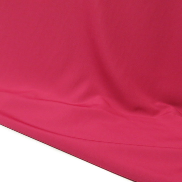 "Pink, Textured Polyester Poplin - 118"" wide; 1 Yard"