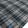 School Plaids, Gray Blue White, 60