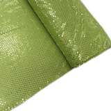 "Light Green, Polyester Sequin - 44"" wide; 1 Yard"