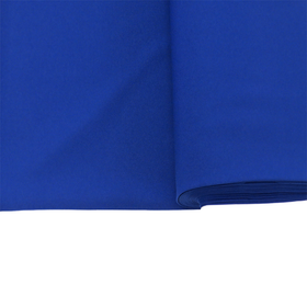 Poplin Fabric, Royal Blue, 60
