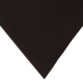 Poplin Fabric, Dark Brown, 60