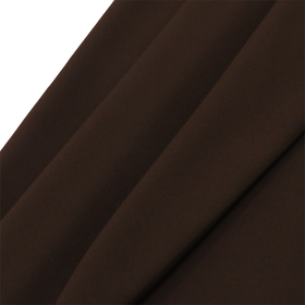 Poplin Fabric, Brown, 60