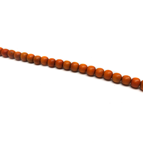 Red Wood, 6mm- 1 Strand
