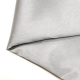 "Grey, Shantung - 118"" wide; 1 Yard"