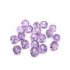 Tanzanite,  Round Faceted Fire Polished Beads- 12mm; 20pcs
