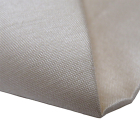 Light Taupe, 100% Textured Shantung - 118