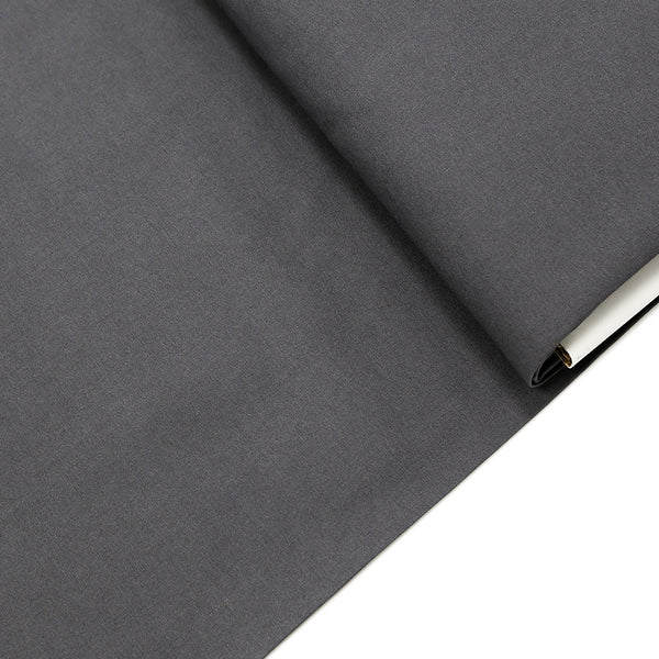 "Charcoal, Twill  - 60"" wide; 1 yard"