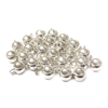 Spacer Bail, Silver, 8mm - 20 pieces