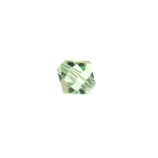 Swarovski Crystal, Bicone, 8MM - Chrysolite; 20pcs