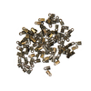 End Cord, Antique Bronze, 6mm; 100 pieces