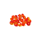 Swarovski Crystal, Bicone, 5MM - Fire Opal; 20pcs