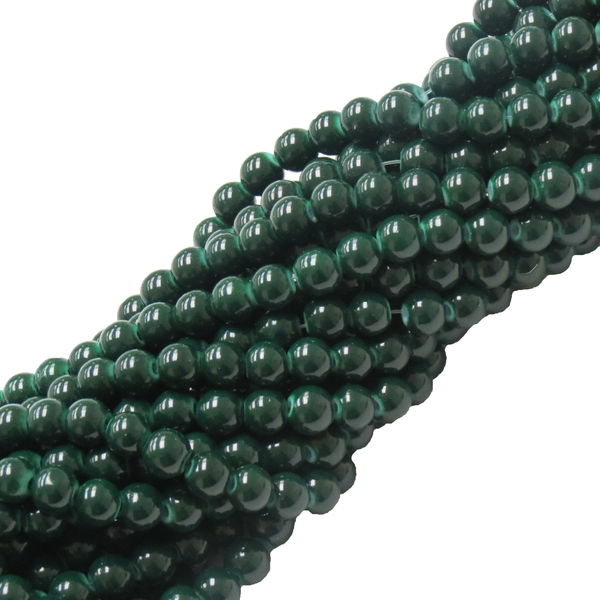 Glass Pearl-Dark Green