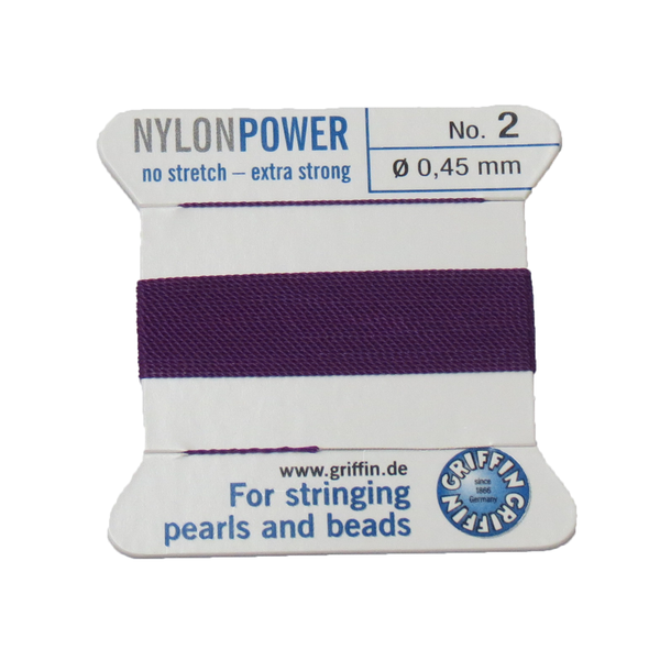 Griffin Cord, Purple-2