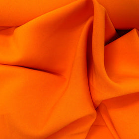 Rangiroa Island, Poplin Fabric, Orange, 60