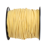Suede Cord, 3mm-Yellow