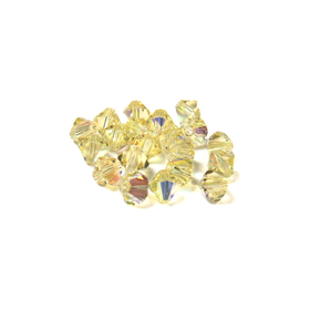 Swarovski Crystal, Bicone, 5MM - Joanquil AB; 20pcs