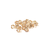 Swarovski Crystal, Bicone, 4mm- Golden Shadow; 20pcs.