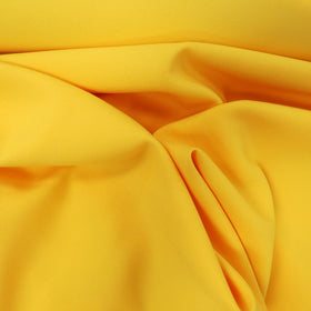 Palau Island, Poplin Fabric, Yellow, 60