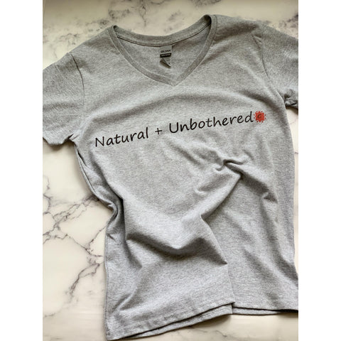 Natural and Unbothered T-Shirt
