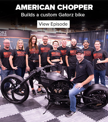 d5b954d23ee The Gatorz bike is here! Watch American Chopper on the Discovery Channel