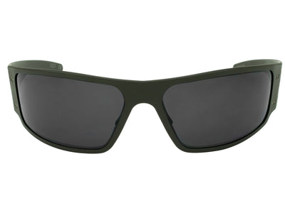 Cerakote OD Green / Black Fill American Flag / Smoked Polarized Lens
