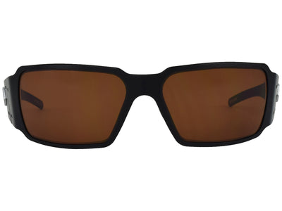 Black/ Brown Polarized