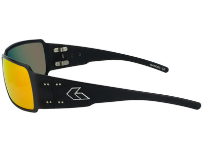 Black/ Sunburst Polarized