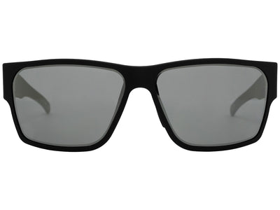 Matte Black / Smoke Polarized w/ Chrome Mirror
