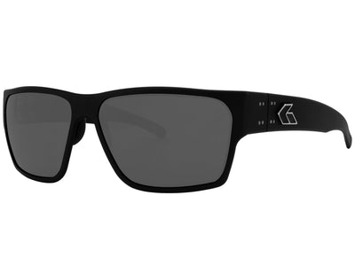 Matte Black / Smoked Polarized w/ Chrome Mirror