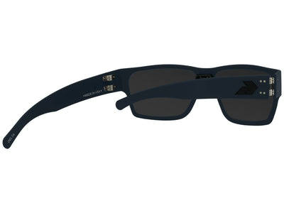 Cerakote Kel-Tec Navy Blue / Smoke Polarized w/ Chrome Mirror