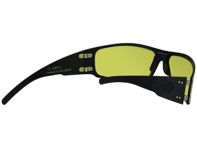 ANSI Z87.1 Magnum Black / Yellow