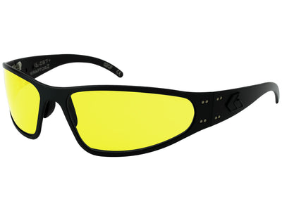 Black / Yellow Anti-Fog