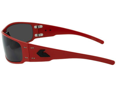 Cerakote Smith-Wesson Red / Smoked Polarized