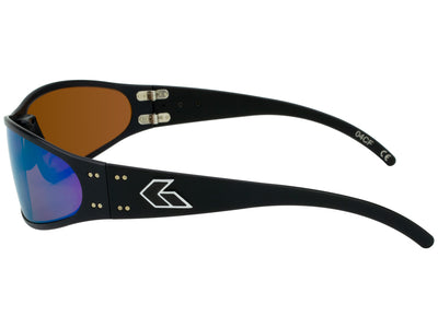 Black / Brown Polarized w/ Green Mirror