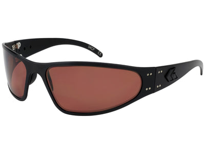 Blackout Frame / Rose Polarized Lens