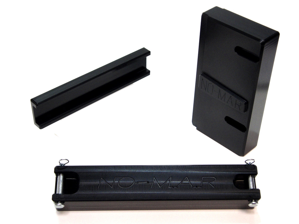 308 AR10 type Upper & Lower Vise Blocks | PlastiXrevolution