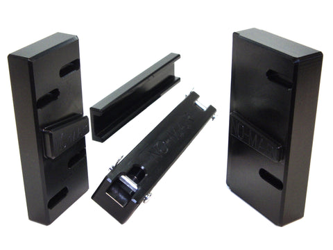 MultiCal 223 / 308 AR15 & AR10 Upper & Lower Vise Blocks