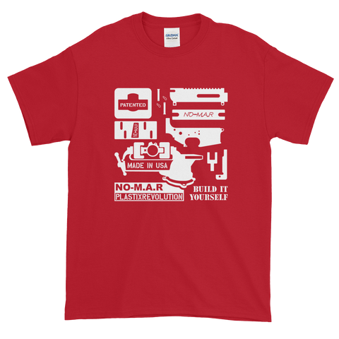"NO-M.A.R® ""BUILD IT YOURSELF"" Short-Sleeve T-Shirt"