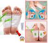 Image of Detox Cleansing Foot Pads (30 Pcs)