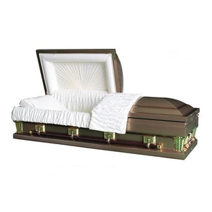 "OVERSIZE GRECIAN GOLD - 31"" - Caskets Warehouse"