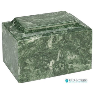 EMERALD CLASSIC CULTURED MARBLE URN - Caskets Warehouse