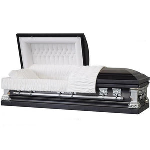 GUNMETAL STAINLESS STEEL - Caskets Warehouse