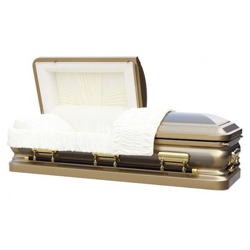 ONYX GOLD BRUSH - Caskets Warehouse