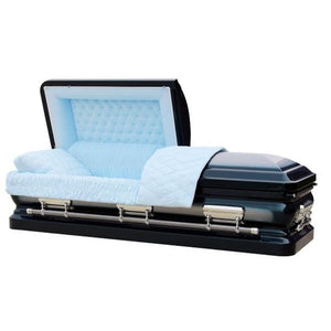 ONYX SPRUCE BLUE - Caskets Warehouse