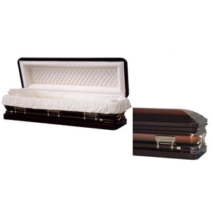 PRESIDENT FULL COUCH WITH FOOT PANEL - Caskets Warehouse