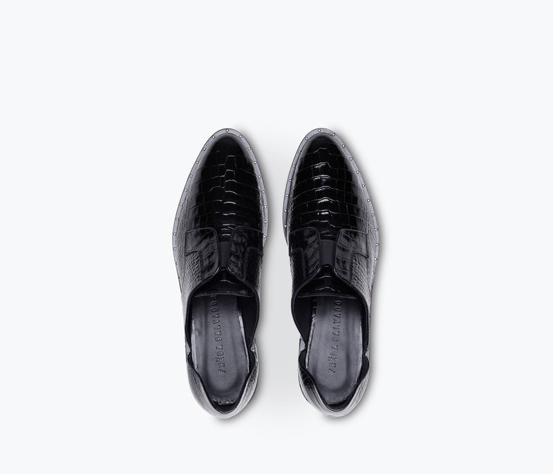 WEAR D'ORSAY OXFORD (BF), [product-type] - FREDA SALVADOR Power Shoes for Power Women